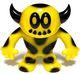 Yellow Poison Frog Gabu Gabu