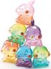 Rainbow Omamori Foodie Dinosaur (Set)
