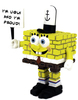 Brick Bob (I'm Ugly and I'm Proud)