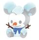 Snow Mickey (Secret Figure)