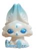 White Blue Mini Kuri