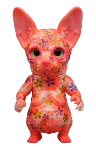 Cherry_blossom_hairless_cat-toshihiko_ito_painter-net-hairless_cat-self-produced-trampt-325296m