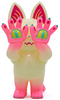Pink Glow Hell's Cat Onigiri