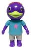Purple Kappa Shonen