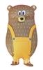 Yellow BG Bear