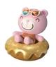 Gold Doughnut Teddy