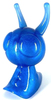 GID Blue Snalien (Tenacious Toys Exclusive)