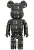 1000% Jean-Michel Basquiat #8 Be@rbrick