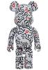 1000% Keith Haring #8 Be@rbrick