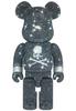 400% Crystal Decorate x Mastermind Japan Bearbrick