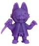 Akita Shatei Yokai mini Purple