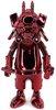 Red Wine Chrome DR76 Ouroboros