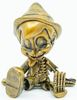 Gold 4D Pinocchio Anatomy