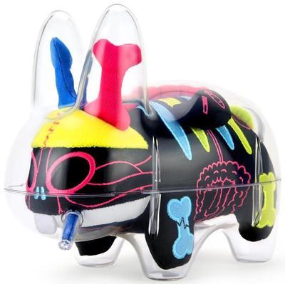 The_visible_labbit_7_art_toy_by_frank_kozik_-_kidrobot_exclusive_neon_edition-frank_kozik-labbit-kid-trampt-326618m