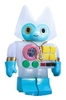 Little Religious Vegan Robot