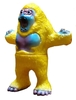 Yellow Blue Chrstnut Kurikinkon