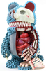 Zombie GID Anatomical Muckey (6th Edition)