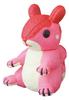 Pink Red Komugi the Chipmunk