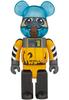 400% Wall-E Bearbrick
