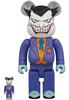 100% + 400% The Joker : Batman the Animated Series (Set)