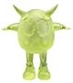 Green Clear Mini Eggie