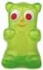 Green Gumbi Bear