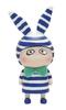 """7"""" Blue Stripe A Boy"""