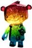 Rainbow flakes Kuma