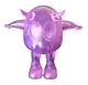 Purple Resin Mini Eggie