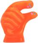400% Neon Orange small*d