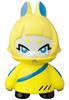 Yellow Denshikosagi Rabbit