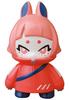 Red Denshikosagi Rabbit