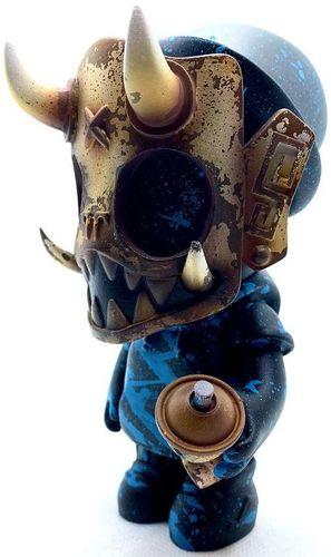 Mask_the_chaos-czee13-puck_little_painter-trampt-329870m