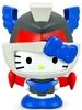 Mechazoar Knight Hello Kitty