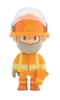 Orange Fire Fighter
