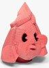 Pink Sankaku-Face