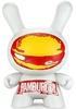 """20"""" Hamburger Warhol Dunny"""