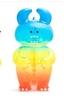 Reverse Rainbow Dino Uamou