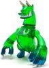 Clear Green Hound Dragon