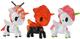 Toro Toro, Ebi-chan, and Ikura Sushicorno (3-Pack)