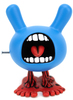 Blue Wind Up Dunny