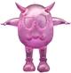 Pink Resin Mini Eggie