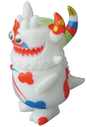 White_rangeas-t9g_takuji_honda-vag_vinyl_artist_gacha-medicom_toy-trampt-336070m