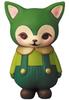 Green VAG Kitty Morris
