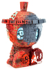 5oz Who Brickbot