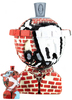 40oz Hit Da Bricks Brickbot