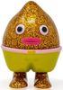Gold Sparkle Petite Peach Man