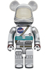 1000% Project Mercury Astronaut Be@rbrick