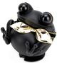 Black Tegooroo Apo Frog
