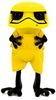"5"" Yellow Trooper APO Frogs"